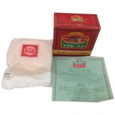 Тайское лечебное мыло с экстрактом чайного дерева Acne Clear Soap Madame Heng, 150 гр