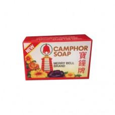 Тайский продукт Камфорное Тайское мыло Merry Bell, 50 гр купить из Таиланда в интернет-магазине - Thai Brand