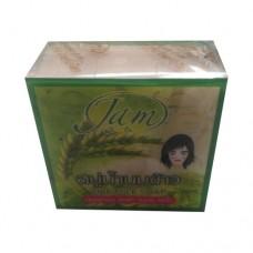 Травяное отбеливающее мыло с Рисовым молоком, Jam, 65 гр